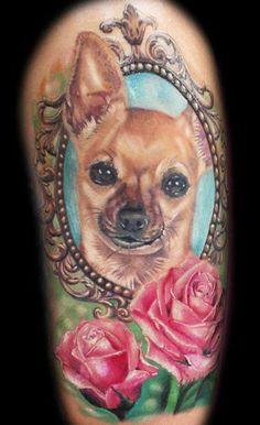 Tattoo Artist - Proki Tattoo - animal tattoo