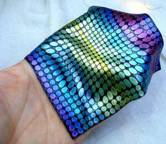 Fabriclay, polymer clay sheet | by klio1961