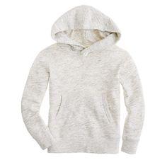Boys' marled popover hoodie