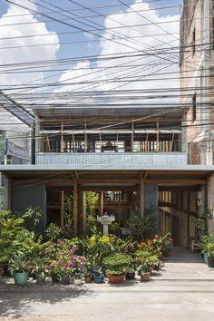 Casa em Chau Doc,© Hiroyuki Oki