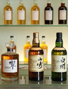 Japanese Whisky Is Taking Over the World