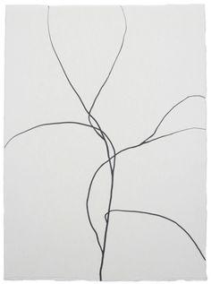 © Christiane Löhr untitled, 2012, pencil on paper, 27 x 20 cm