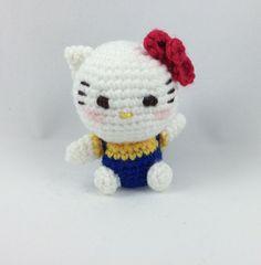 Amigurumi Hello Kitty by MelanieRMeadors on Etsy ☆