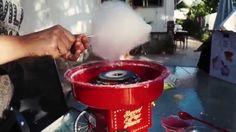 Como hacer algodón dulce de azúcar