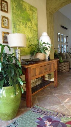 Entry Tables Design, Pictures, Remodel, Decor and Ideas - page 3