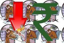 Rupee is Free Falling - Mr.Chidambaram says not to worry   International Broadcasting of Global NEWS