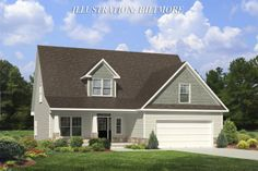 The Biltmore, a home available in the Summerwind Plantation neighborhood.