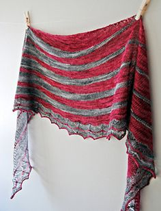 Ravelry: Swing Revival pattern by Susanna Winter Crochet Poncho Patterns, Shawl Patterns, Knitted Shawls, Knitting Patterns, Summer Knitting, Knitting Yarn, Hand Knitting, Crochet Shirt, Knit Crochet