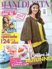 Журнал - Mani di Fata 2014-9