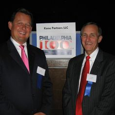 #throwbackthursday to 2008 and 2009 when the Philadelphia Business Journal named us as one of the top 100 fastest growing businesses in the area! Our President and CEO Gary Kane and Len Lasek senior Partner are pictured here accepting. . . . #kanepartners #lifeatkane #recruiterantics #awards #winning #winners #winnerwinnerchickendinner #tbt