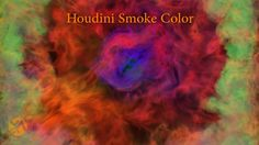 Houdini Smoke Color (file included)
