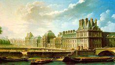 Chateau des Tuileries   Tuileries Palace, Paris, c. 1564-1570s: the royal Parisian palace that ...