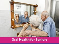#Oral_Health for #Seniors by Webdentist.in  As we grow older, we need to take better care of our health – physical, mental, and dental! Age brings along with it a varied set of problems and taking extra oral health precautions can go a long way in ensuring a smoother ride through your old age. Webdentist cares about senior citizens and provides tips and techniques to maintain a good #oral_hygiene.