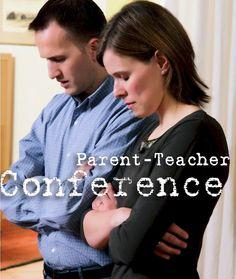 Prayer - The most important parent-teacher conference!