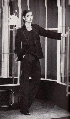 Vintage Yves Saint Laurent 1978