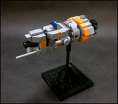 https://flic.kr/p/sVuSLd   Orion-class Cruiser   A fast-attack cruiser with a large primary beam weapon and two anti-ship cannons.