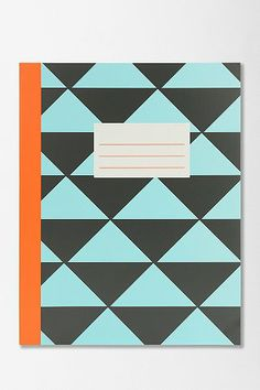 Graphic Notebook, you can make one yourself!