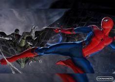 Nova foto do set de Homem-Aranha: De Volta Ao Lar mostra ruiva misteriosa!