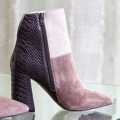 Kristin Cavallari Colorblock Boots Save an exclusive 20% with code MSB20