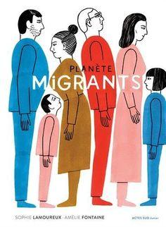 Planète migrants. Cote biblio J 325 MIGRATIONS