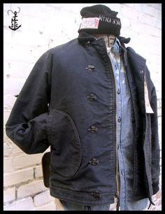 Deck Jacket N-1H/TROY