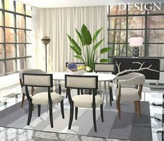 Dining at Twilight Design Home Game App, App Design, Dining Chairs, Dining Table, Home Comforts, Outdoor Furniture Sets, Outdoor Decor, Decoration, House Design