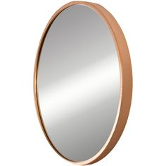Liven up your home décor with the Gold Round Mirror Visit your local At Home store to purchase and find other affordable Home Décor. Metal Mirror, Toilet Cleaning, Round Mirrors, At Home Store, Circle Design, Gold Material, Decoration, Wall Art Decor, Florence