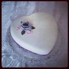 Mothers Day fondant cake.