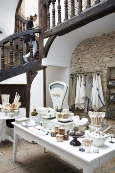 The Cook's Atelier shop The French Larder in Beaune, France   Remodelista