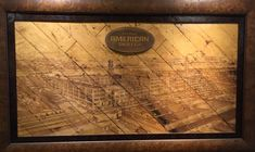 Engraved Memorial to an Industrial History Wood Engraving, Custom Wood, Problem Solving, Rest, Boards, The Incredibles, In This Moment, Flooring, Memories