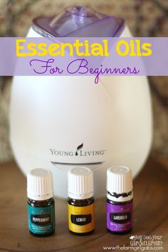 Learn about the wellness benefit of Young Living Essential Oils | www.thefarmgirlgabs.com