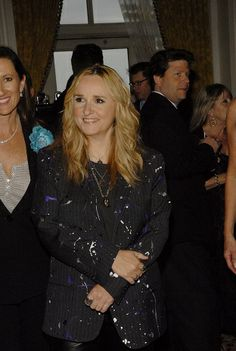 Singer-songwriter Melissa Etheridge marries fiancé Linda Wallem | TheCelebrityCafe.com