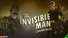 NetEnt has taken the noir classic The Invisible ManTM and crafted one of the most visually appealing story-driven video slots to date. Play Online, Men Online, Play Slots, Invisible Man, Free To Play, Reading, Classic, Movie Posters, Derby