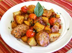 Goulash, Potatoes and Sausages on Pinterest