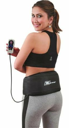(BX) SpaBuddy Massage Belt by ZEWA INC. $207.14. Product is sold on this unit of measure - BX. Use it anywhere, home, car, or office. Great for lower back, shoulders, neck, legs and foot massage. Soothing and relaxing. Features: 7 massage programs 3 intensity levels Timer (5, 15, 25 minutes and Continuous) Heat Mode (113 F) 4 vibrating motors Fits up to a 70 waist (including belt extension) Includes Auto and AC Adaptor