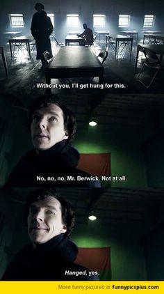 Sherlock – The Grammar Police
