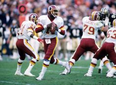 Doug Williams, Washington Redskins