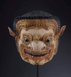 Ancient Masks Of The World On the world of mask and