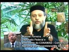 MAÇONARIA: Caio Fábio desmascara o bp. Manoel Ferreira [grão-mestre]