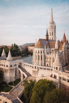 In 2 days in Budapest, you are able to cover a lot of the city! Here's the ultimate Budapest itinerary tha includes the absolute best Budapest travel tips. Oh The Places You'll Go, Places To Visit, Budapest Travel, Budapest Nightlife, Voyage Europe, Photos Voyages, Beautiful Castles, Beautiful Places To Travel, Travel Aesthetic