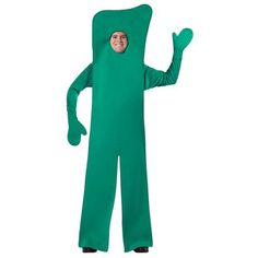 Gumby Open Face Costume now featured on Fab.
