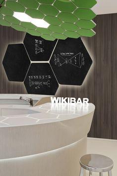 WikiBar by Mathieu Lehanneur
