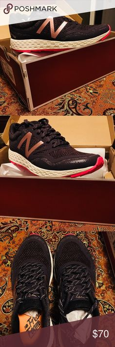 Women's New Balance Trail Running Shoes Trail running shoes by New Balance. Brand new with tags and box! Never worn. New Balance Shoes Athletic Shoes