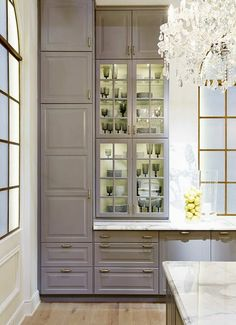 Feminine kitchen - perfect for the bachelorette
