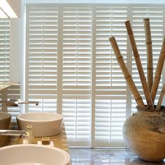 Woodbury bathroom - Just Blinds