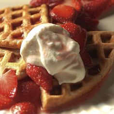 Multi-Grain Waffles - Be sure to replace the plain cinnamon in this recipe with 2x the amount of Divine Desserts Seasoning! Find it here: http://www.pollenranch.com/seasonings-blends/divine-desserts-seasoning