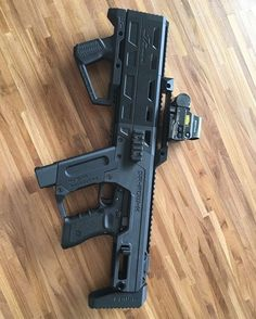 Self Defense Weapons, Sci Fi Weapons, Concept Weapons, Weapons Guns, Guns And Ammo, Sniper Gear, Tactical Gear, Glock Mods, Ar Pistol