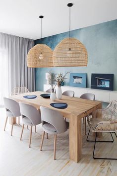 Discover recipes, home ideas, style inspiration and other ideas to try. Dining Room Design, Dining Area, Dining Room Table Legs, Dining Room Lamps, Dining Room Curtains, Gray Curtains, Dining Chandelier, Balinese Decor, Dining Room Inspiration