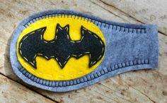 batman eye patch