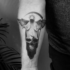 Satanic Tattoos, Evil Tattoos, Wicked Tattoos, Dope Tattoos, Badass Tattoos, Skull Tattoos, Unique Tattoos, Black Tattoos, Body Art Tattoos